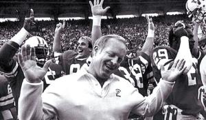 Coach Dave McClain