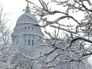 Snow in Madison (Jackie Johnson file photo)