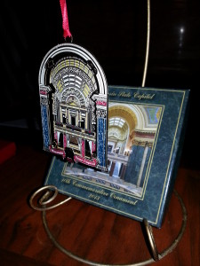 2013 Capitol ornament (PHOTO: Jackie Johnson)