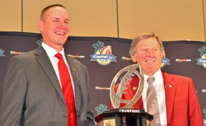 Gary Anderson & Steve Spurrier set to square off in today's Capital One Bowl