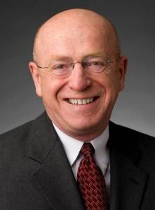 UW System President Raymond Cross