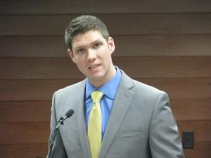 Zach Vruwink (Photo: WSAU)