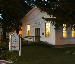 Ripon's Little White Schoolhouse