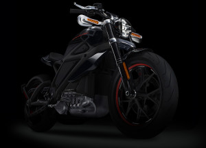 A concept image of Harley Davidson's electric motorcycle (Photo: Harley-Davidson Motor Company)
