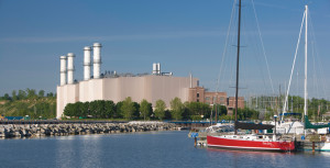 Port Washington Generating Station (Photo: We Energies)