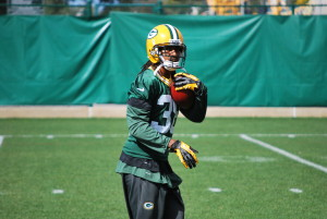 Tramon Williams started his career on the Packers Practice Squad