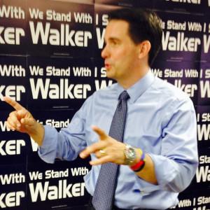 Gov. Scott Walker (Photo: WRN)