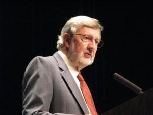 Former Wisconsin Congressman David Obey (Photo: Larry Lee, WSAU)