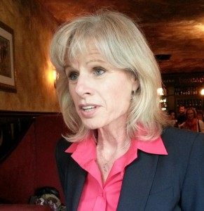 Mary Burke (Photo: WRN)