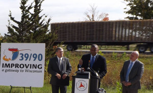 US Transportation Sec. Anthony Foxx (Photo: WisDOT)