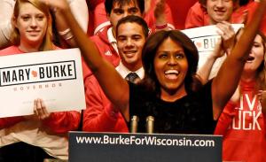 Michelle Obama (PHOTO: Jackie Johnson)