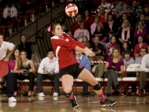 Wisconsin women's volleyball