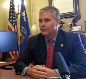 Attorney General JB Van Hollen (Photo: Andrew Beckett)