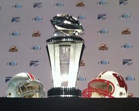 The Big Ten's top prize