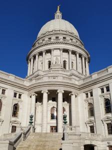 Wisconsin Capitol Building (PHOTO: Jackie Johnson)