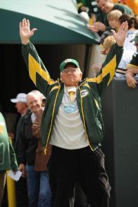 Fuzzy Thurston - Photo/Packers.com