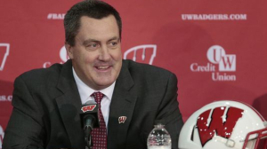 Paul Chryst takes over in Madison
