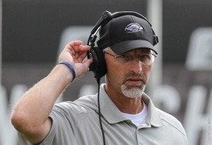 New Whitewater coach Kevin Bullis - Photo-UW Whitewater Athletics