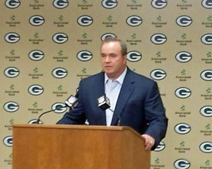 Mike McCarthy presser