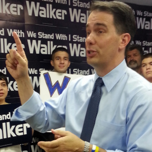 Governor Scott Walker (Photo: WRN)