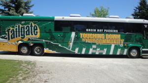 Tailgate Bus