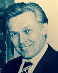 Rep. Robert Kastenmeier