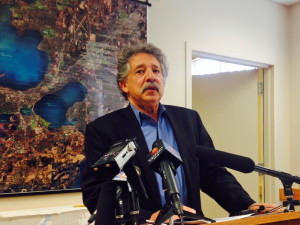 Madison Mayor Paul Soglin (WRN photo)