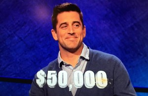 Aaron Rodgers Jeopardy 2