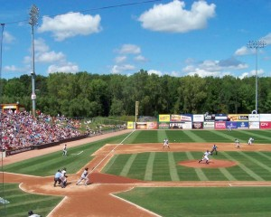 Fox Cities Stadium will host the upcoming NCAA Division 3 baseball championships.