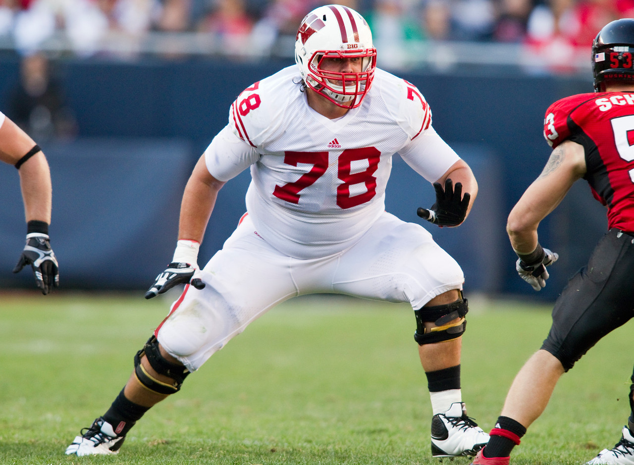 Wisconsin S Havenstein Goes To The Rams Wisconsin Radio