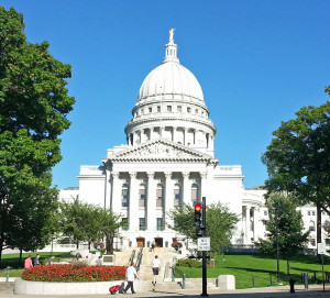 Wisconsin Capitol building (Photo: WRN)