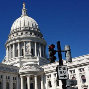 The Wisconsin Capitol (Photo: O. Kay Henderson)