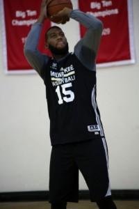 Greg Monroe - Photo Courtesy of the Milwaukee Bucks