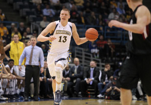 Henry Ellenson - Photo: Courtesy of Marquette Athletics.