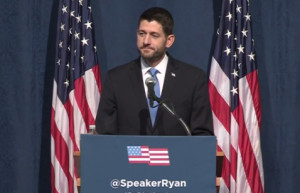 House Speaker Paul Ryan (R-WI)