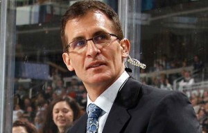 Tony Granato - Photo Courtesy of the NHL