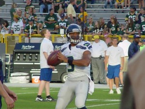 Russell Wilson will return to Lambeau Field this season.
