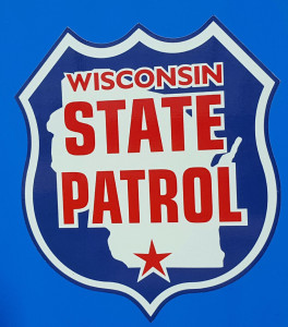 Wisconsin State Patrol logo (Photo: Andrew Beckett)
