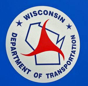Wisconsin DOT logo (Photo: Andrew Beckett)