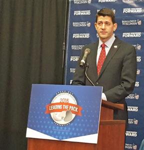 U.S. House Speaker Paul Ryan (Photo: Andrew Beckett)