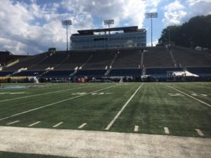 Tom Benson Stadium - Photo: Lance Allen/WTMJ-TV