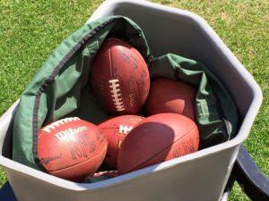 NFL Practice Balls