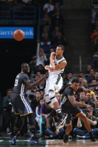 Michael Carter-Williams - Photo courtesy of the Milwaukee Bucks