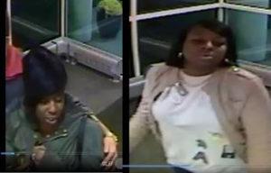 Two women being sought be Menomonie Police (Photo: Menomonie PD)