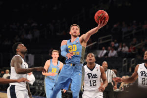 Andrew Rowsey - Photo courtesy of Marquette Athletics