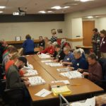 Margin could allow for recount in AG's race