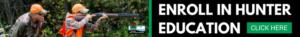WI DNR - 2018 Enroll In Hunter Education - Ad