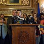 Debate over gun control hits the Capitol