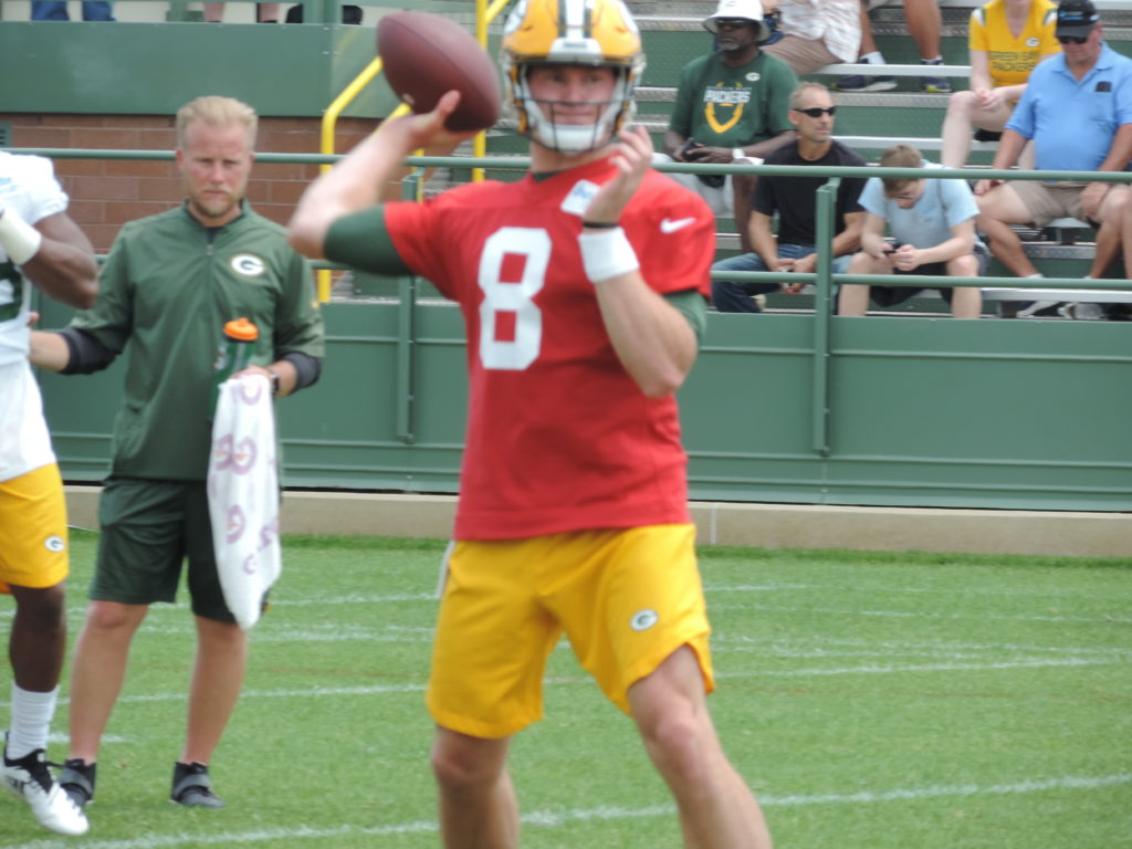 the latest 6bfe5 5bcb6 Packers fall to Chiefs in preseason finale, focus now on ...
