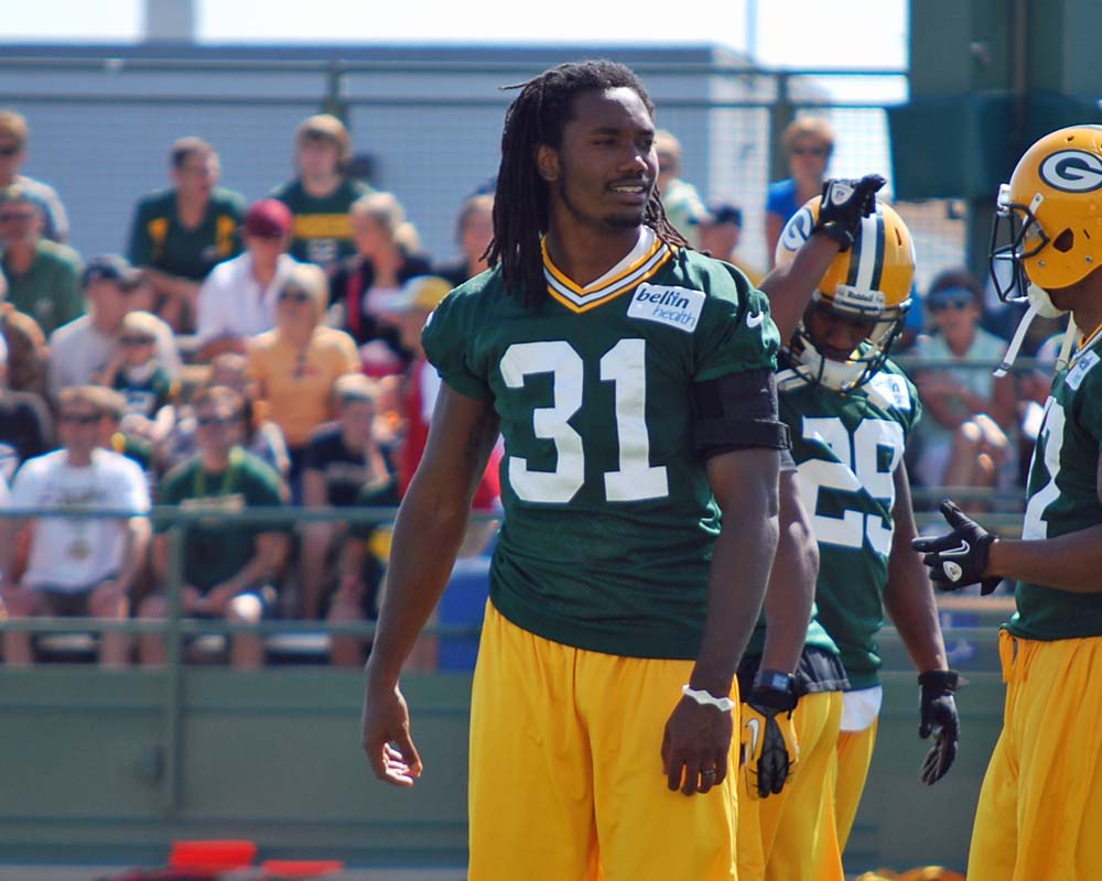 Packers corner Davon House is headed for I.R.